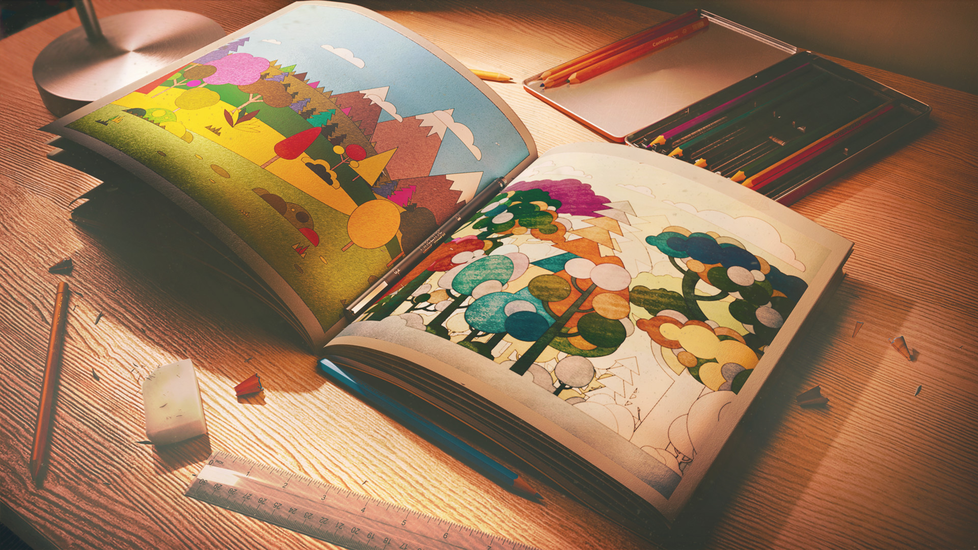 Ewa wierbik forestofcolors big