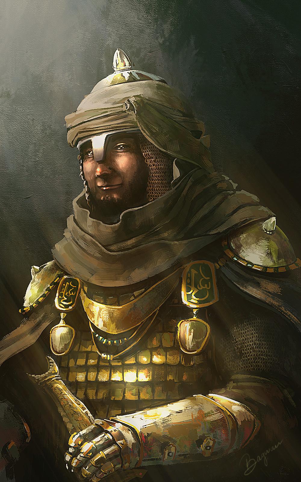 Nicolas chacin muslimcruzader