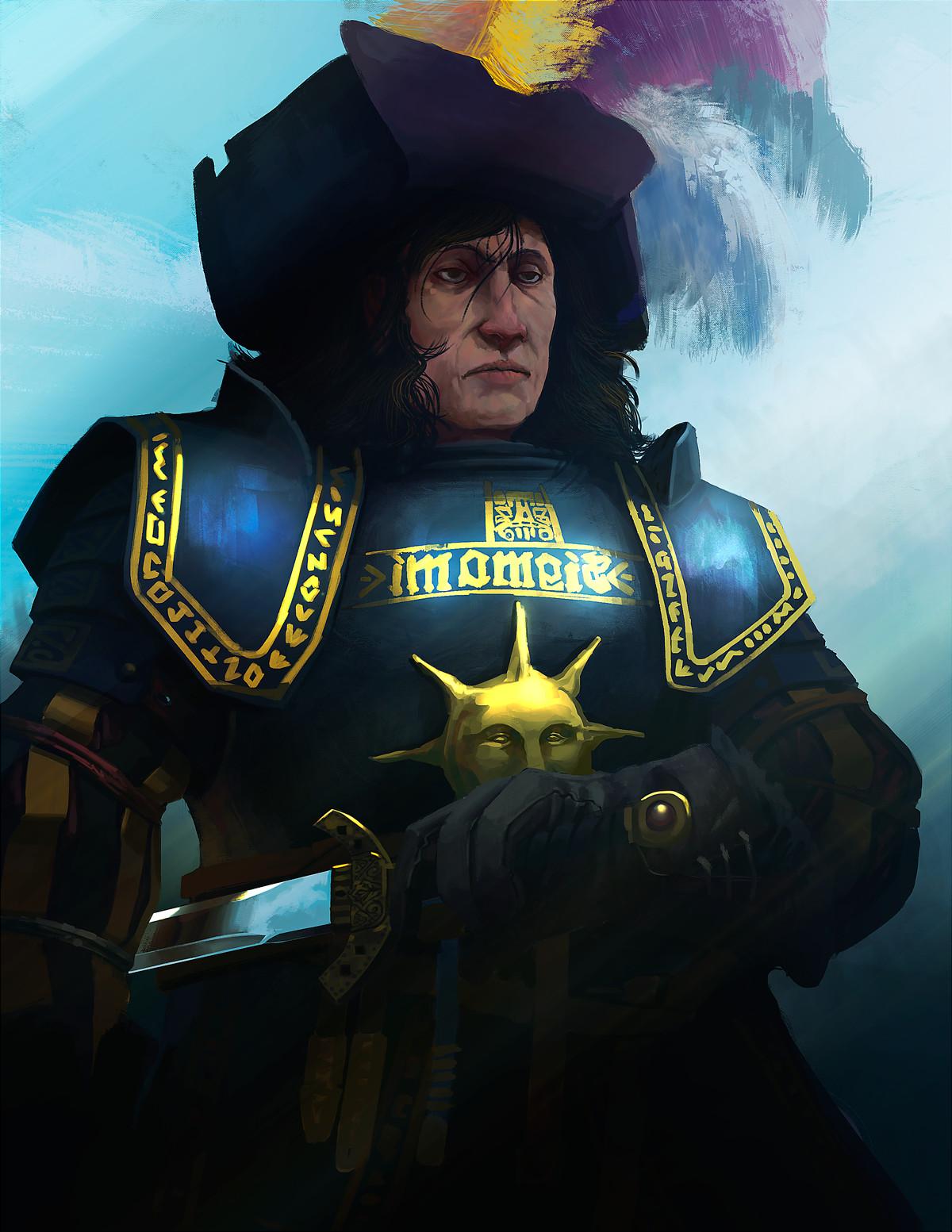 Nicolas chacin knight2