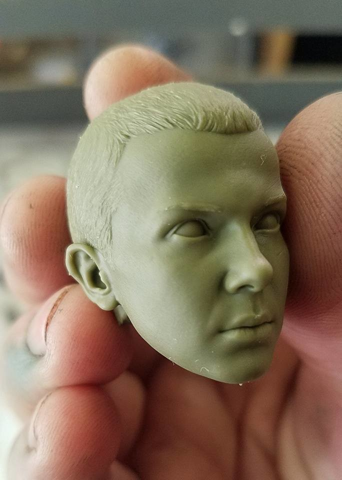 Eleven-3d Printed