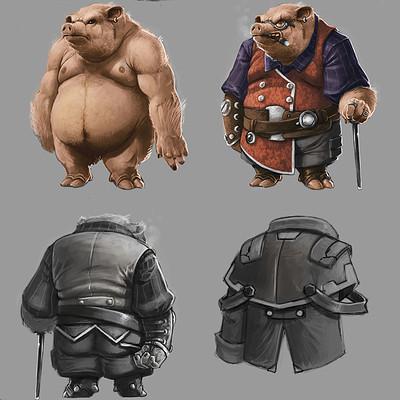 Emmanuel bouley wog planche concept cochon marchand 02