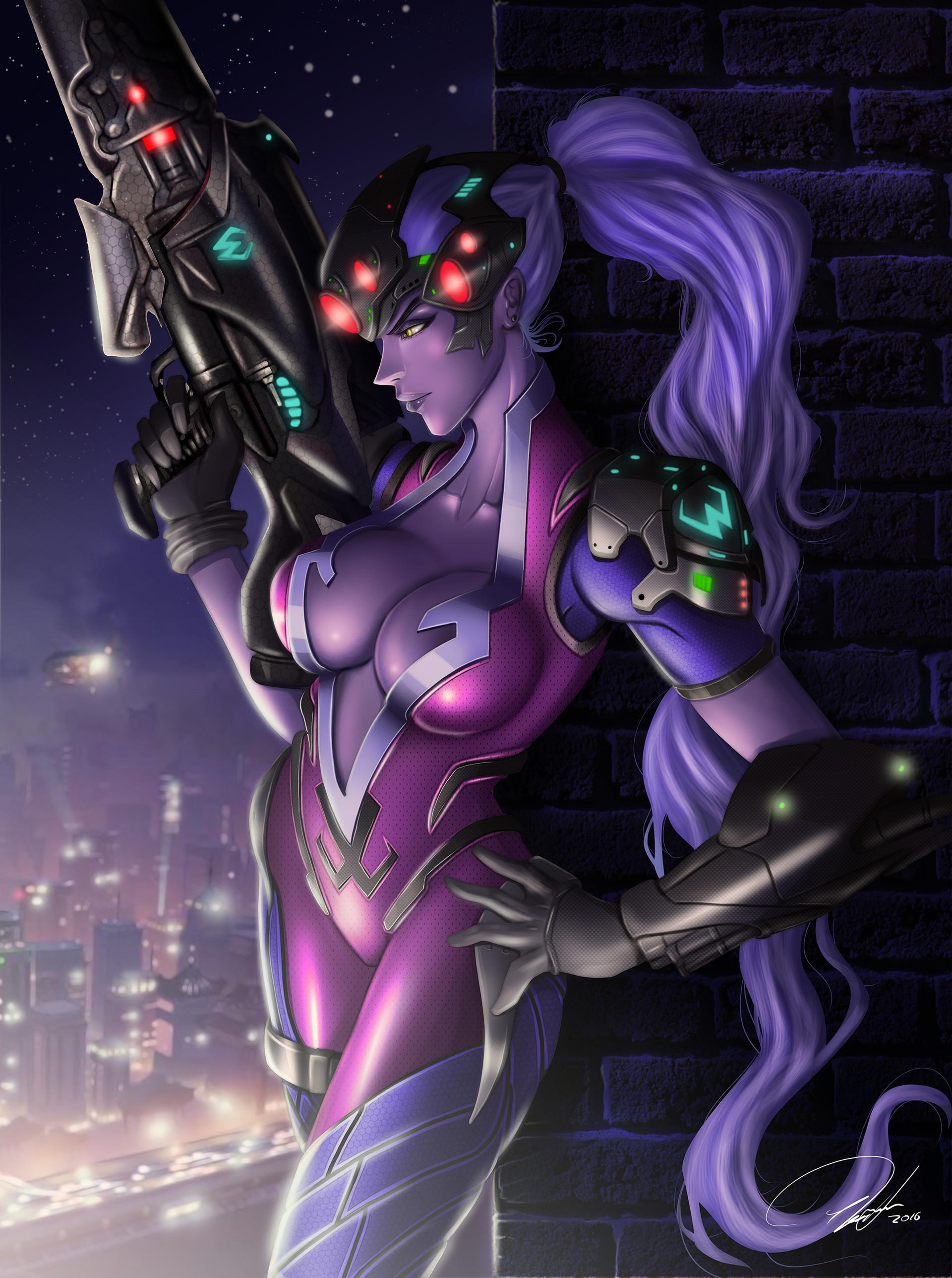 Sexy Widowmaker