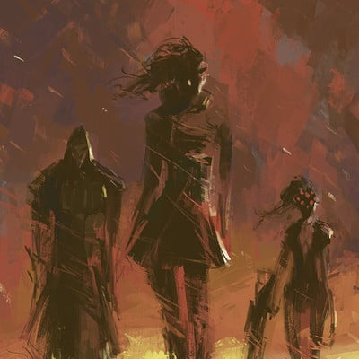 Alex chow sombra gear solid