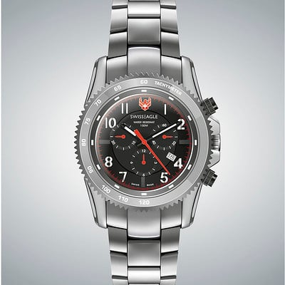 Rajesh sawant swiss eagle watch n 02