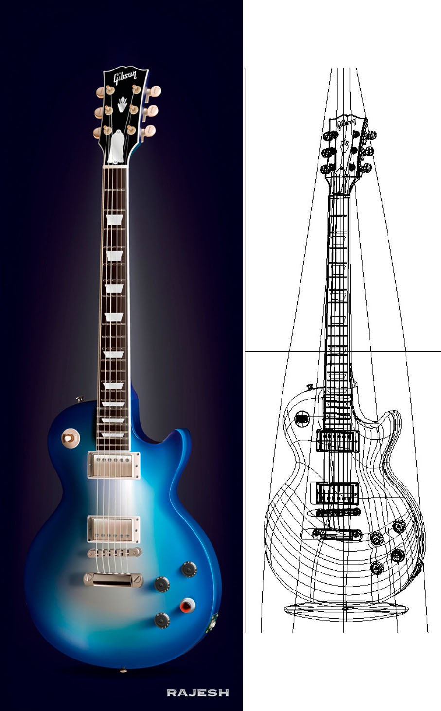 Rajesh sawant guitar iw