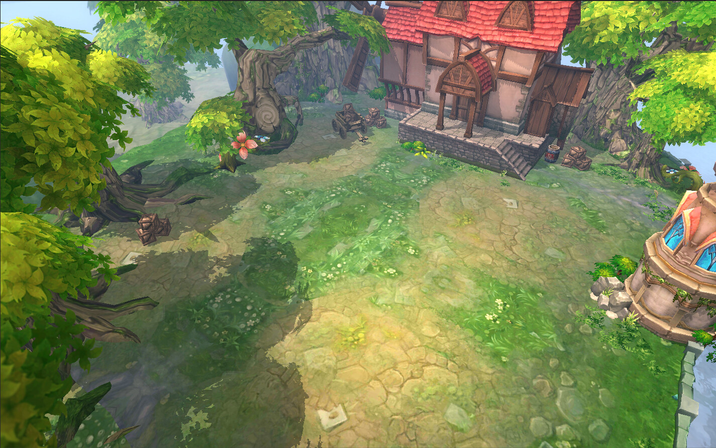 ArtStation - Mobile phone games Unity 3D project, Kita He