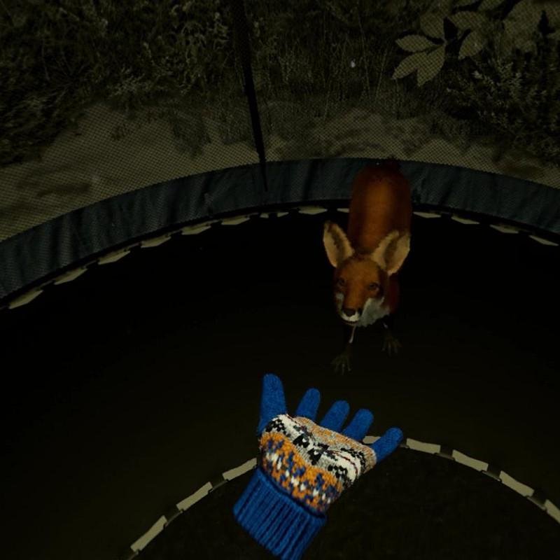 John Lewis Buster's Garden VR
