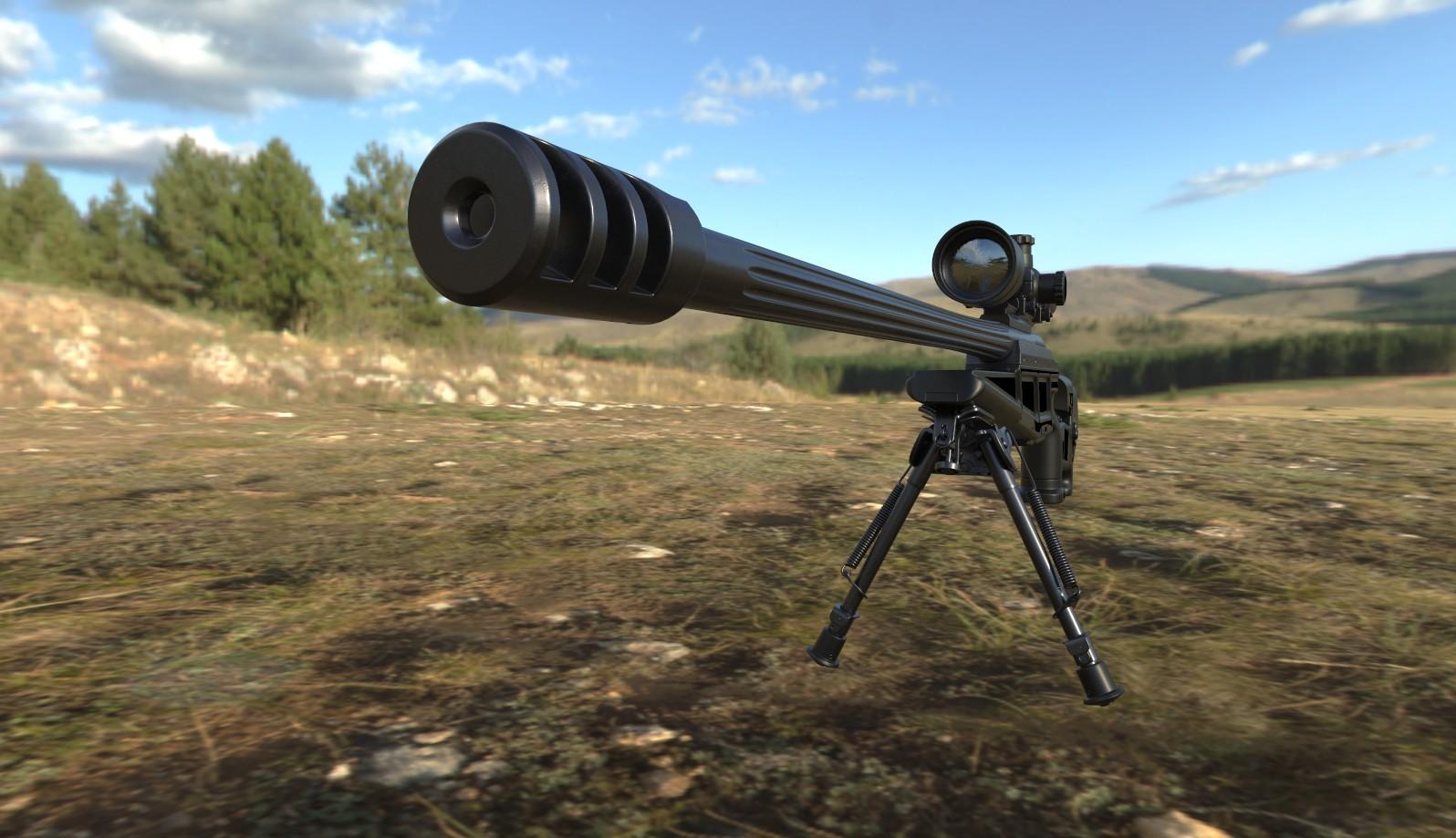Sniper Rifle (R93)