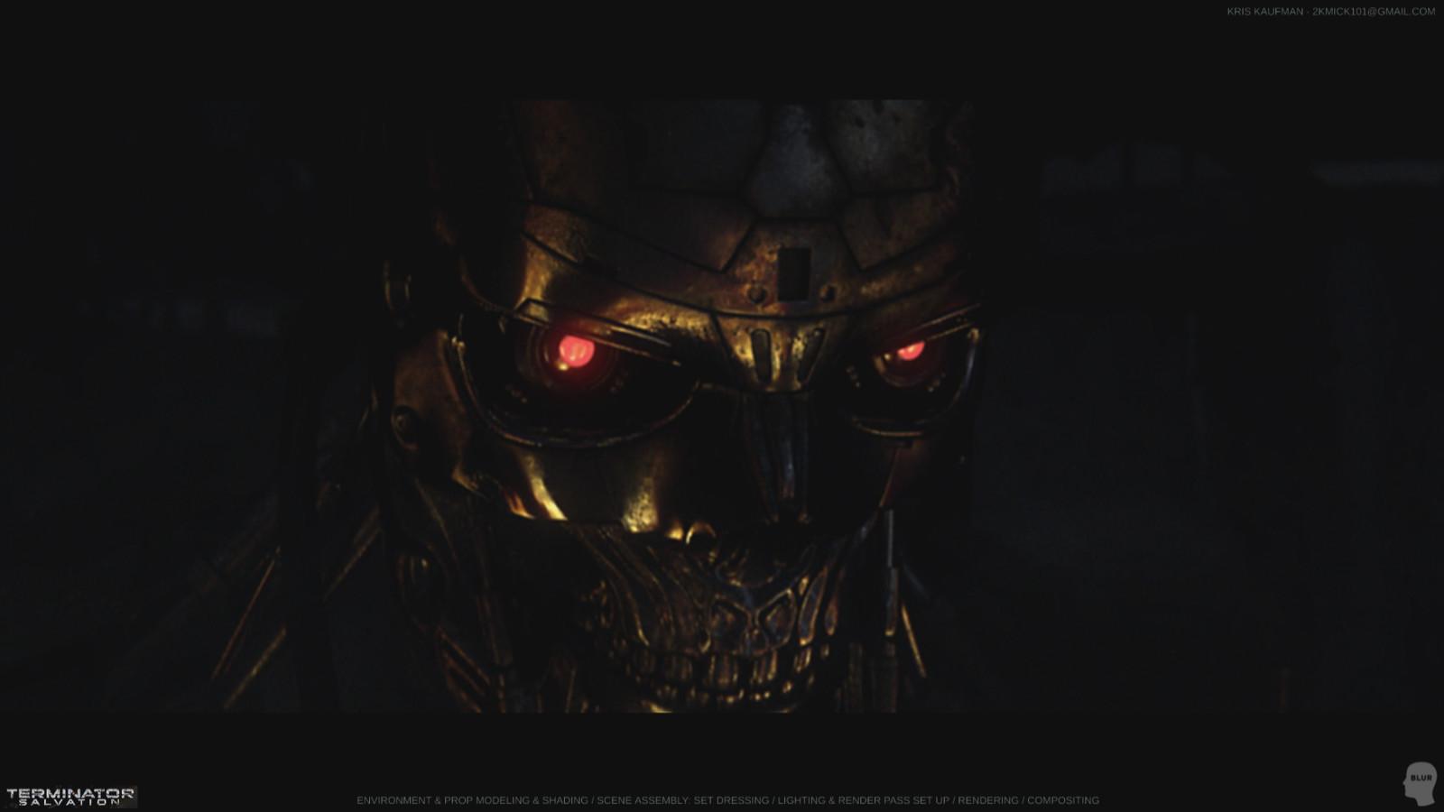 Terminator Salvation: Lighting / Rendering / Compositing