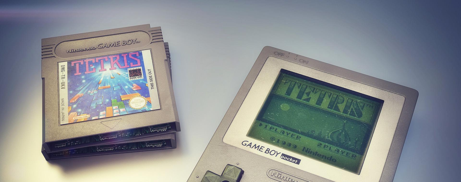 Omer Messler - Game Boy Pocket