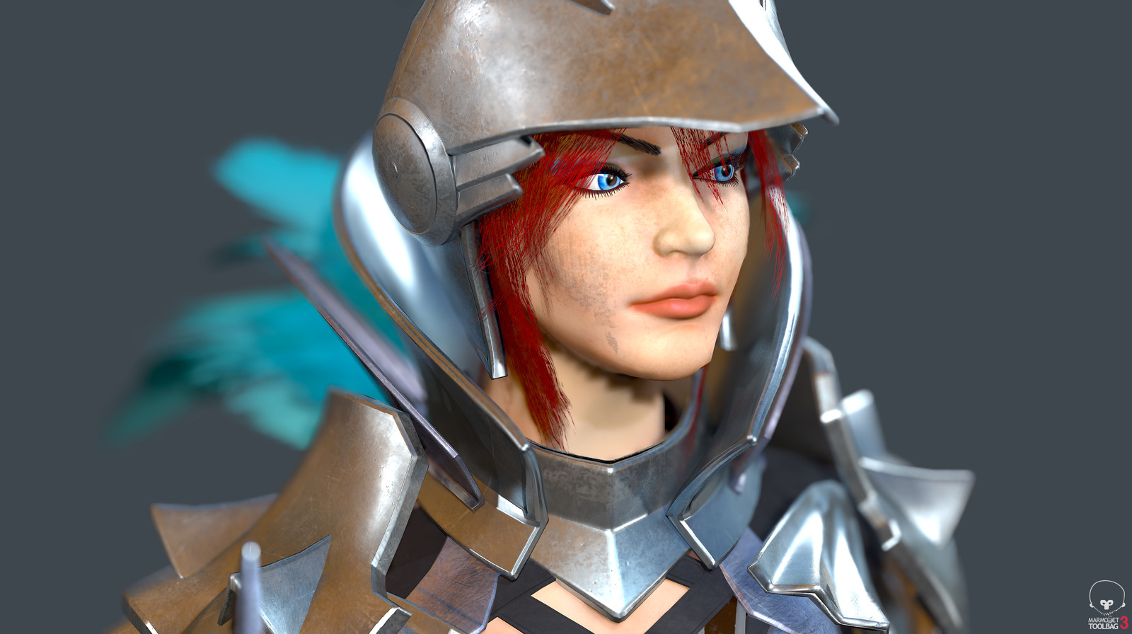 Character Workshop - Female Knight