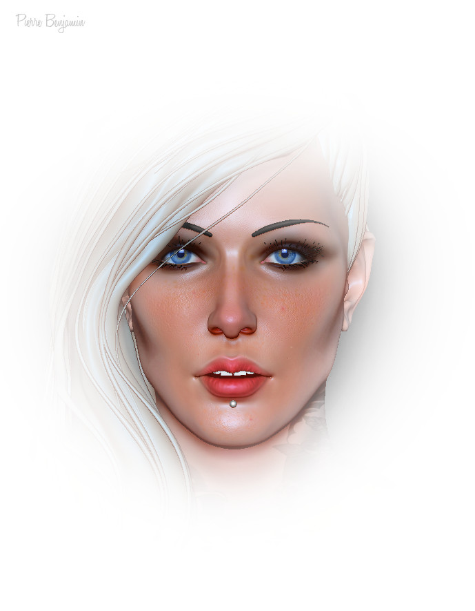 Pierre benjamin test woman render 006