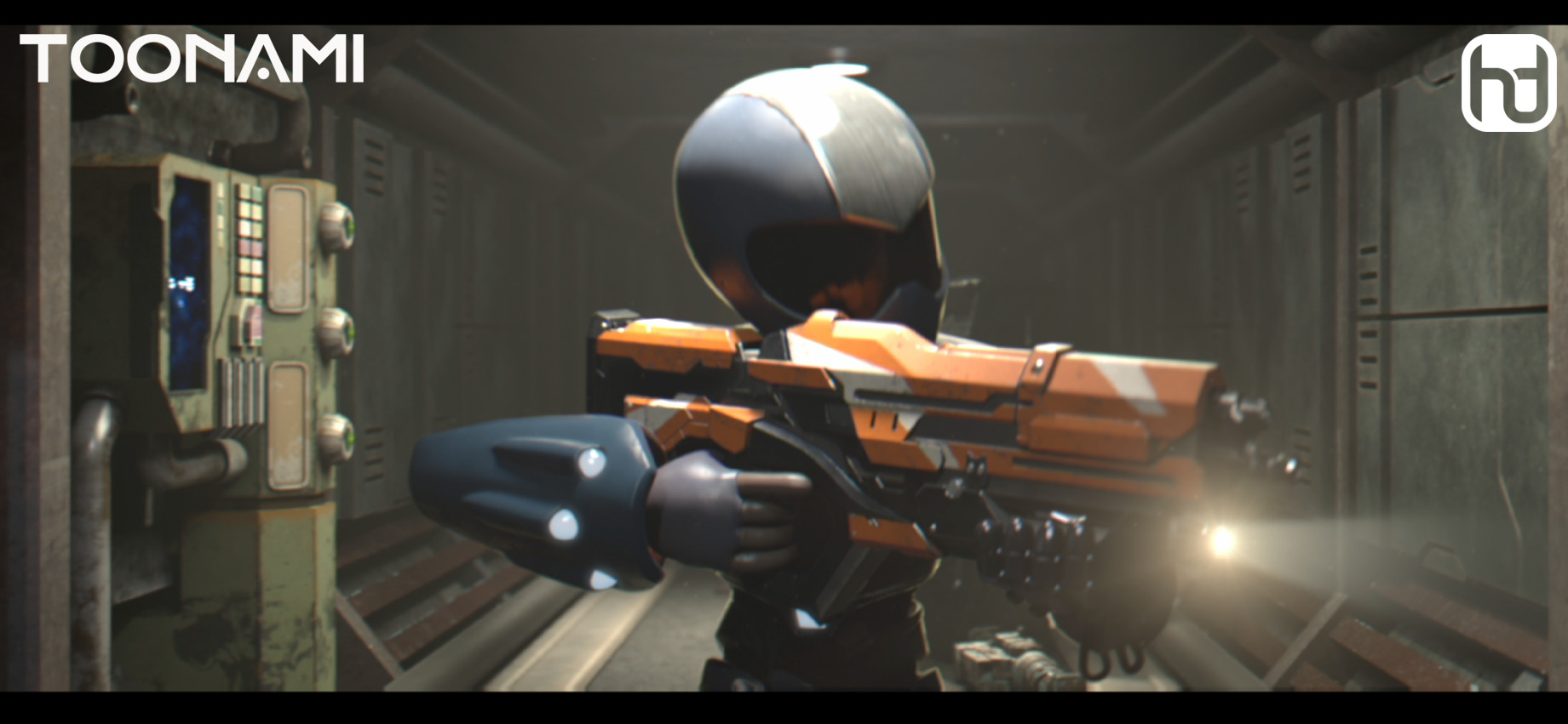 Aaron sturgeon rifle render c
