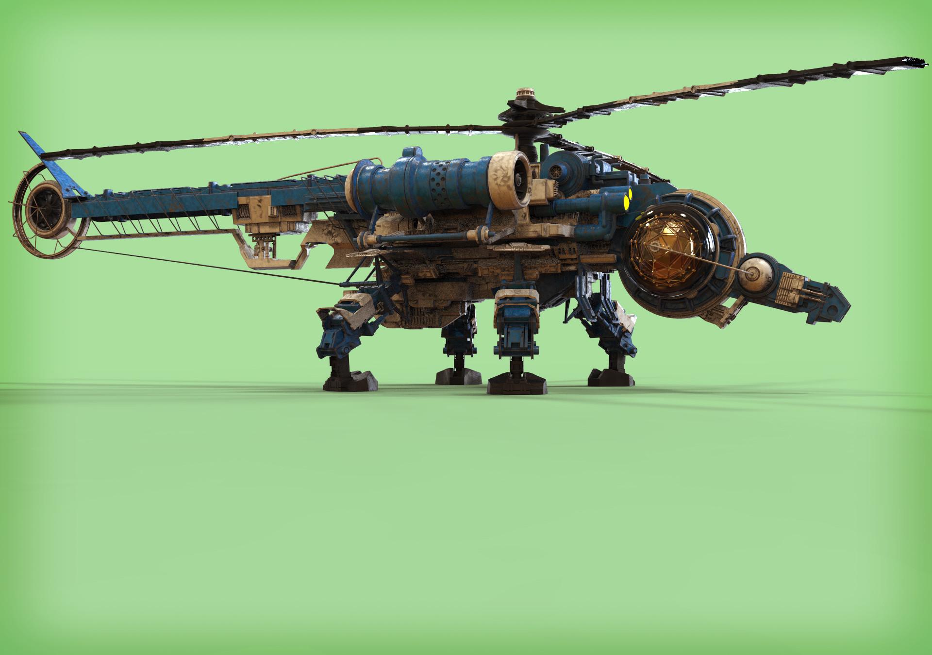 Ben nicholas bughelicopter 07
