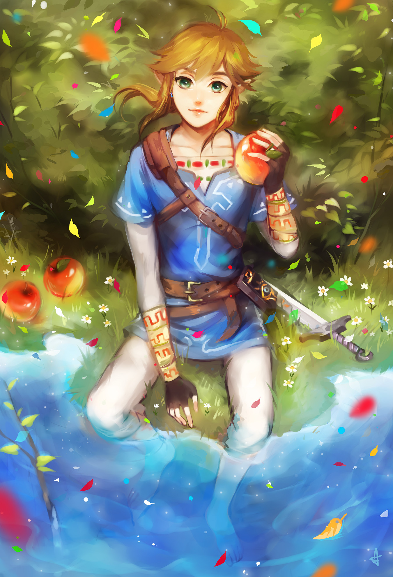 Arichana murugananthan breath of the wild link by ariuemi dahv8z7