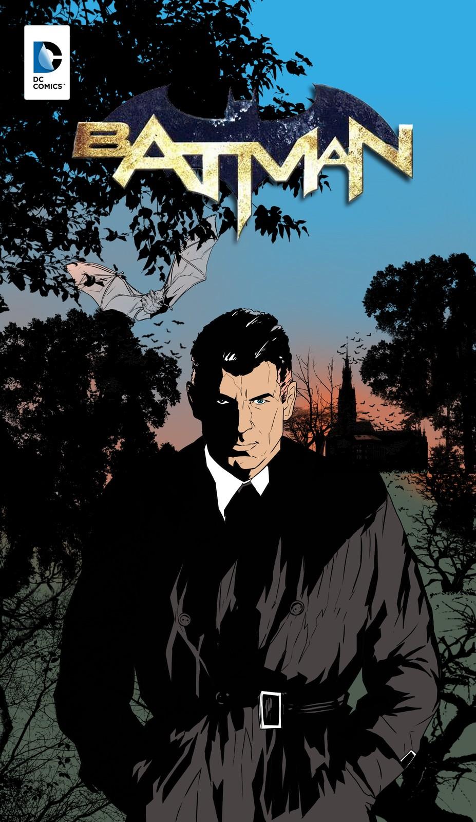 Bruce poster
