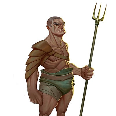 Juanda rico gladiator