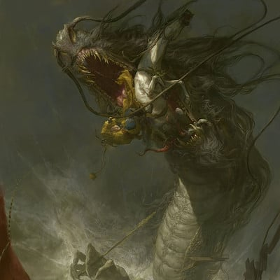 Fenghua zhong the war of snake