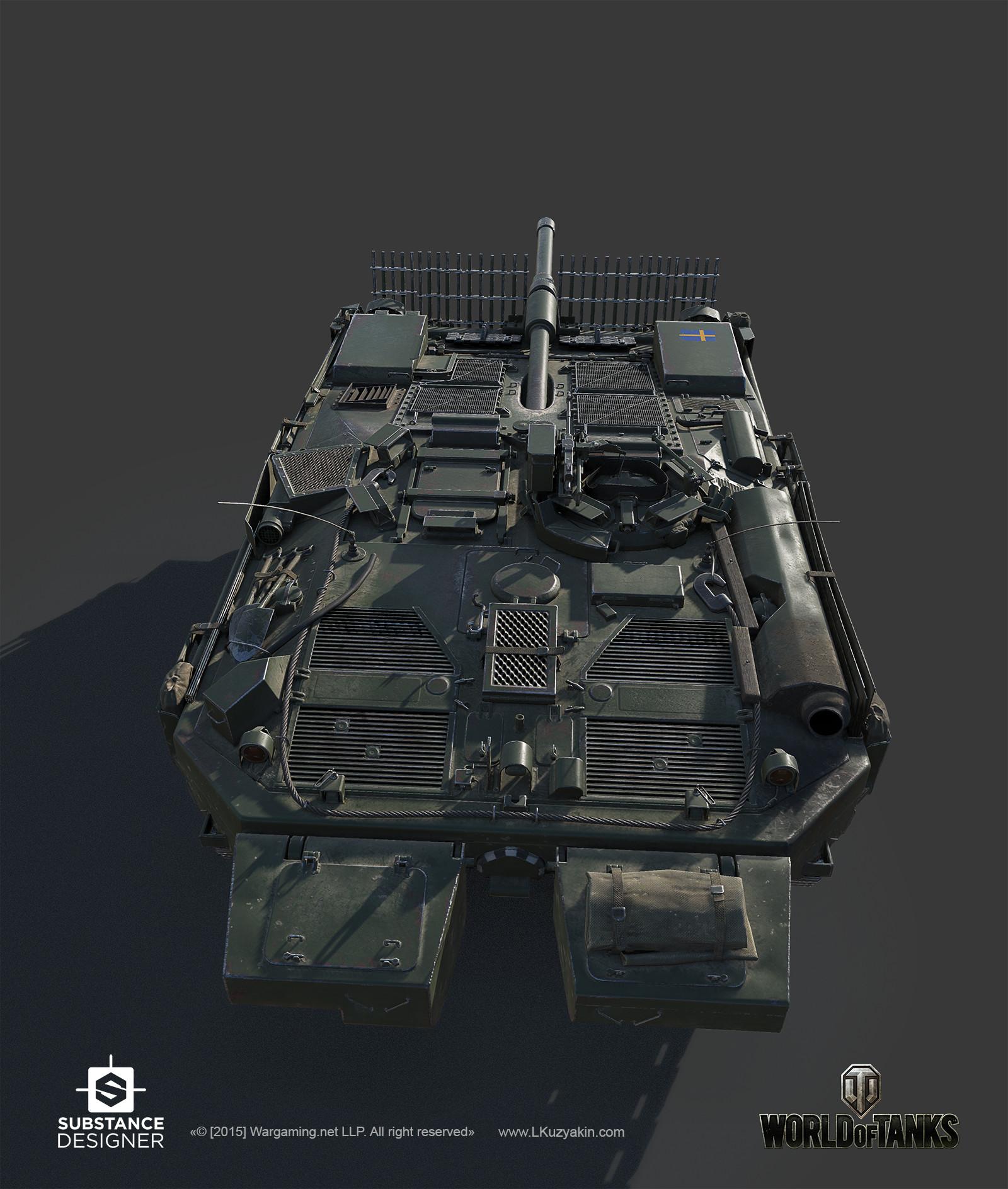 Leonid kuzyakin strv 103b 001 fin 04