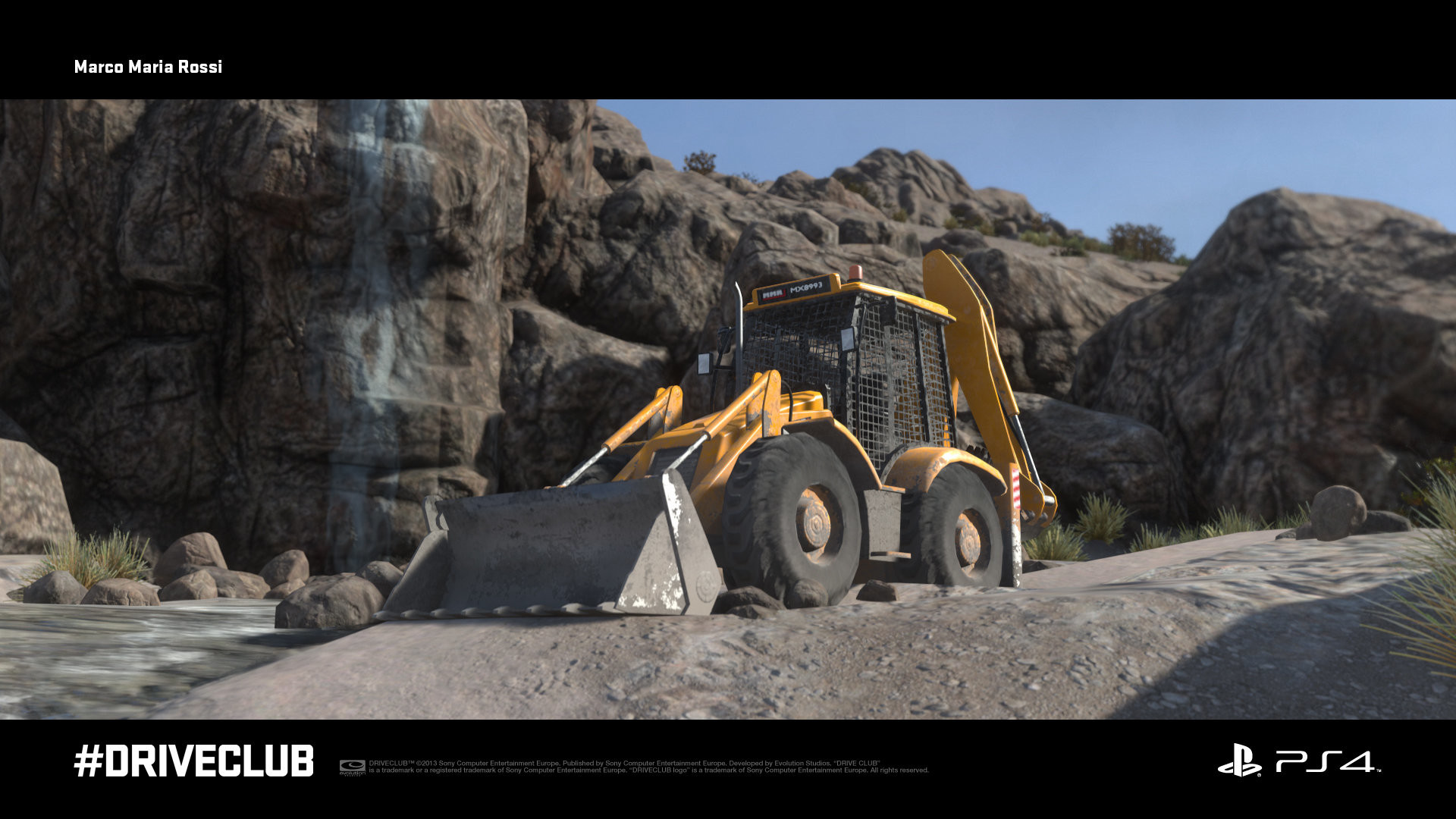 Marco maria rossi marco maria rossi game renders digger