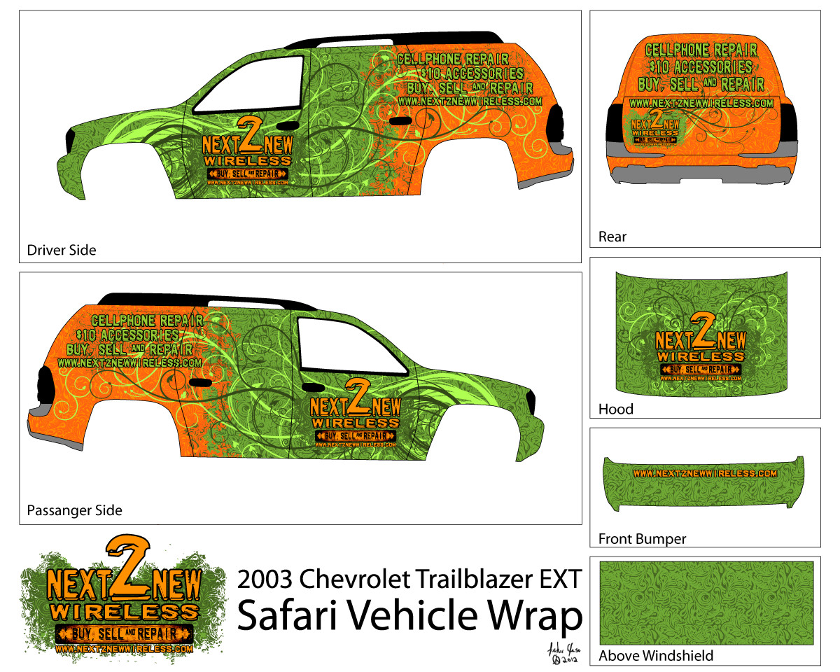 Tucker Chase 2017 04 16 N2n 2003 Chevy Trailblazer Ext Safari Wrap
