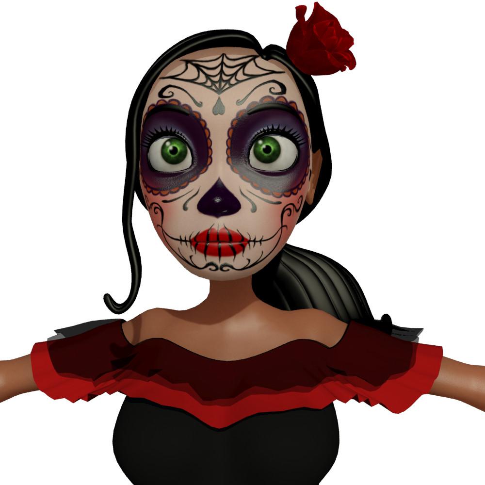 Petar doychev mexican girl 03