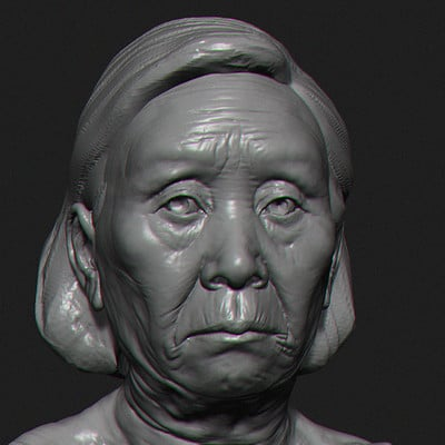 Fabien yorgandjian hex old asianwoman