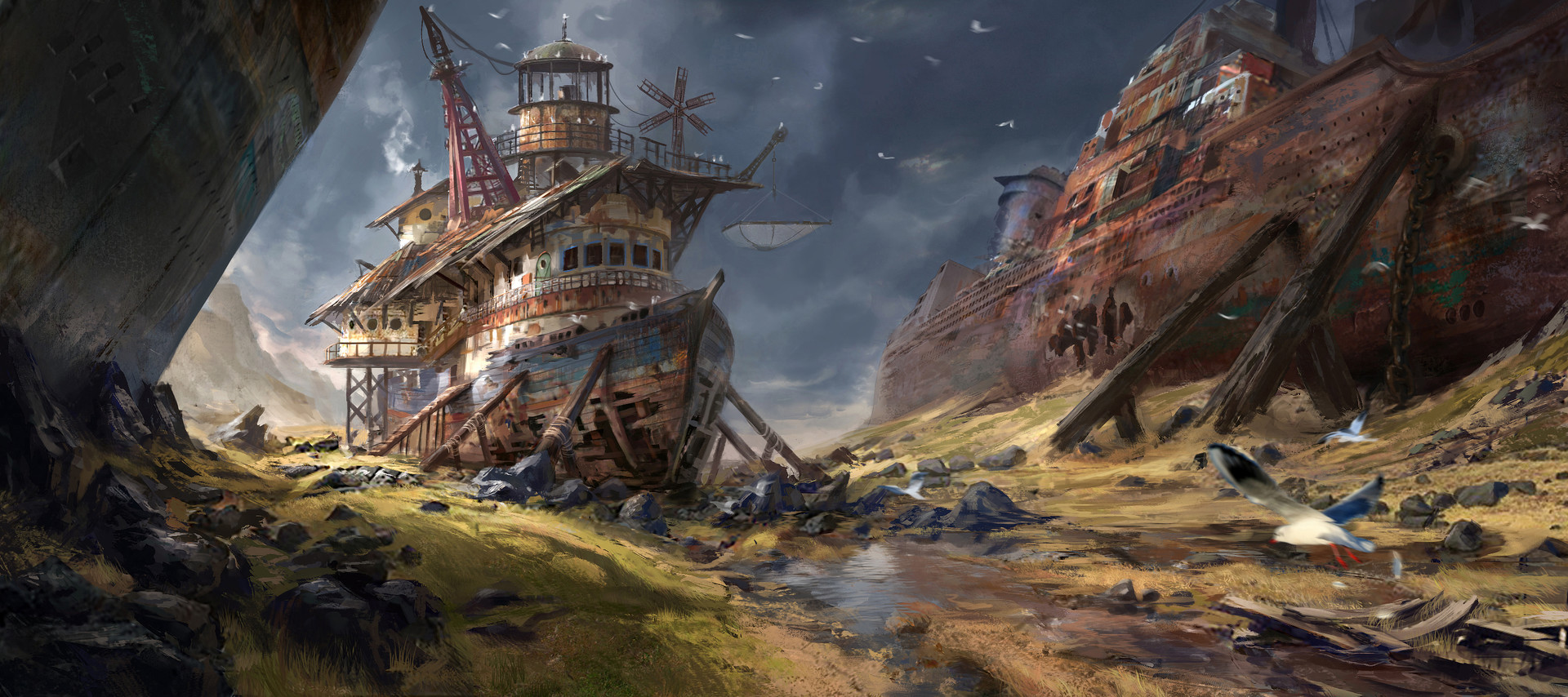 Robin lhebrard guardboat14