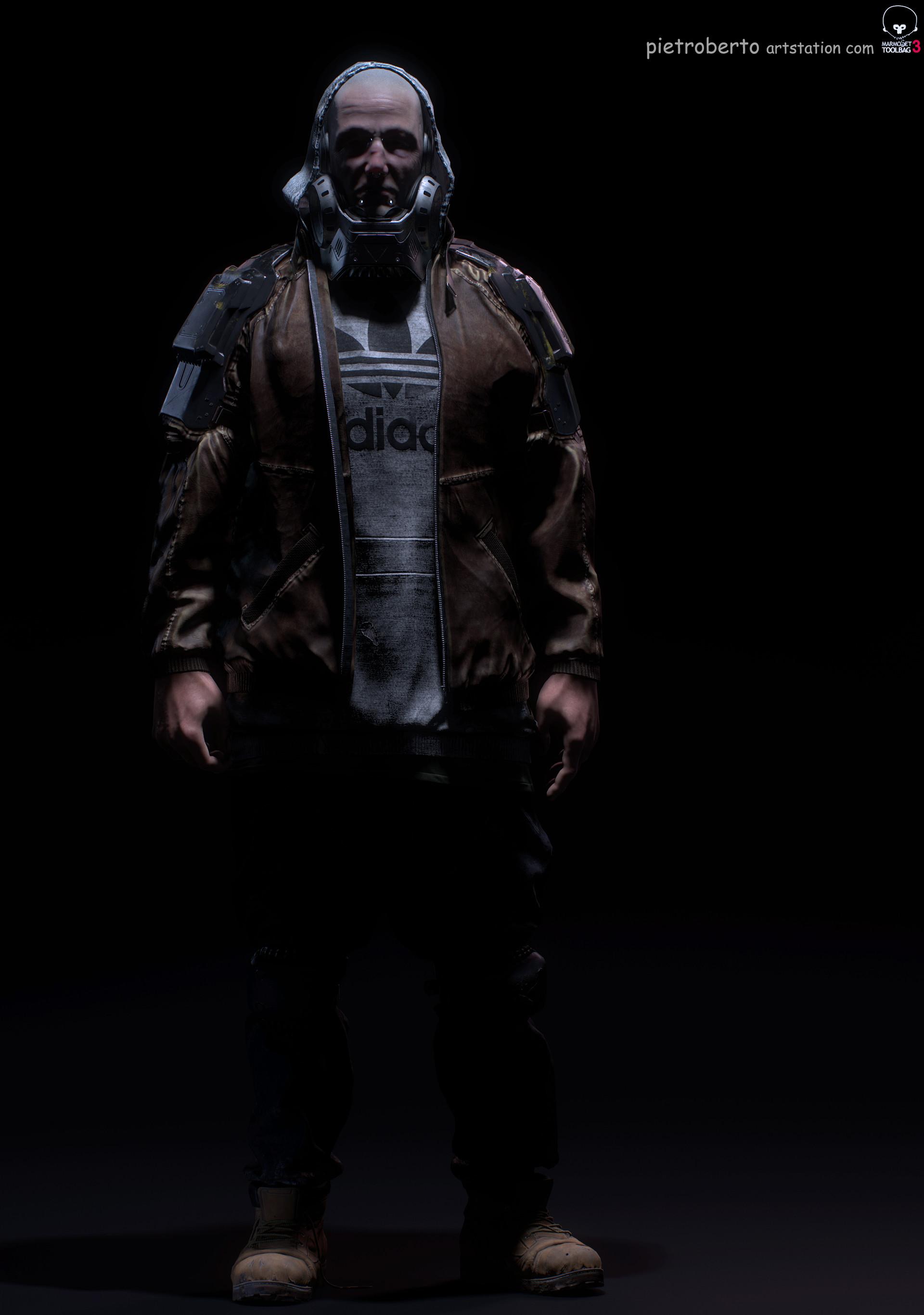 Pietro berto dark