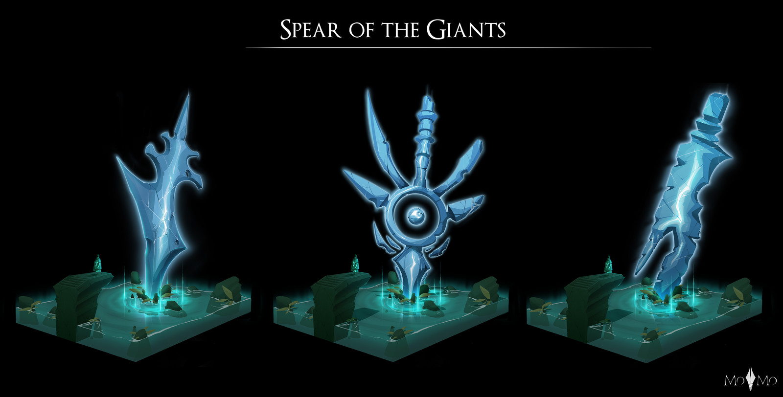 Spear of the giants
