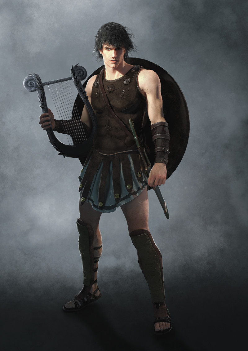 Mythic Battles Pantheon: Orpheus
