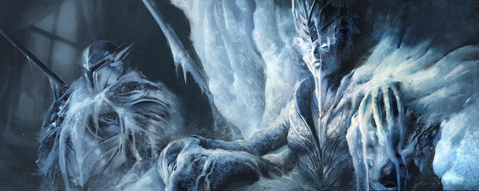 2D Frozen Throne