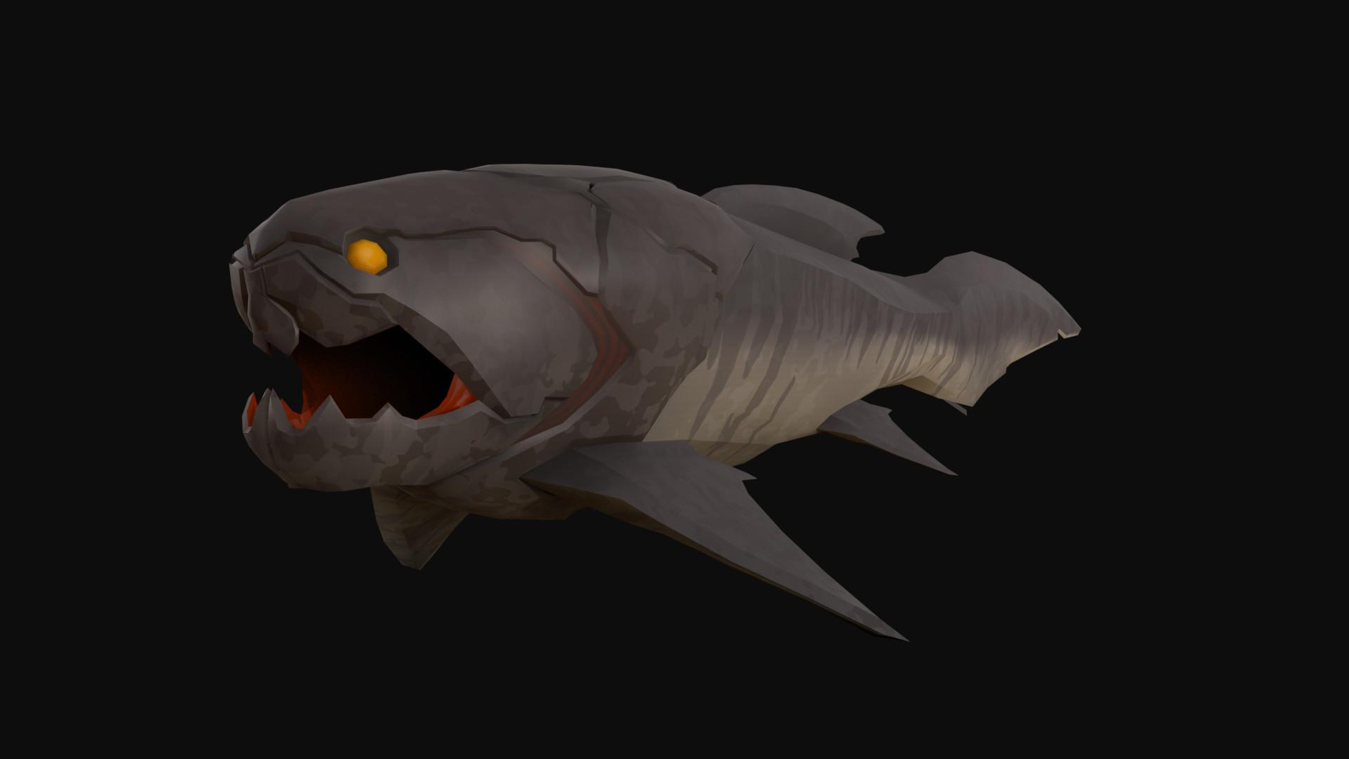Eli gershenfeld fish 1