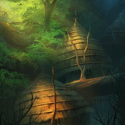 Godwin akpan tree house