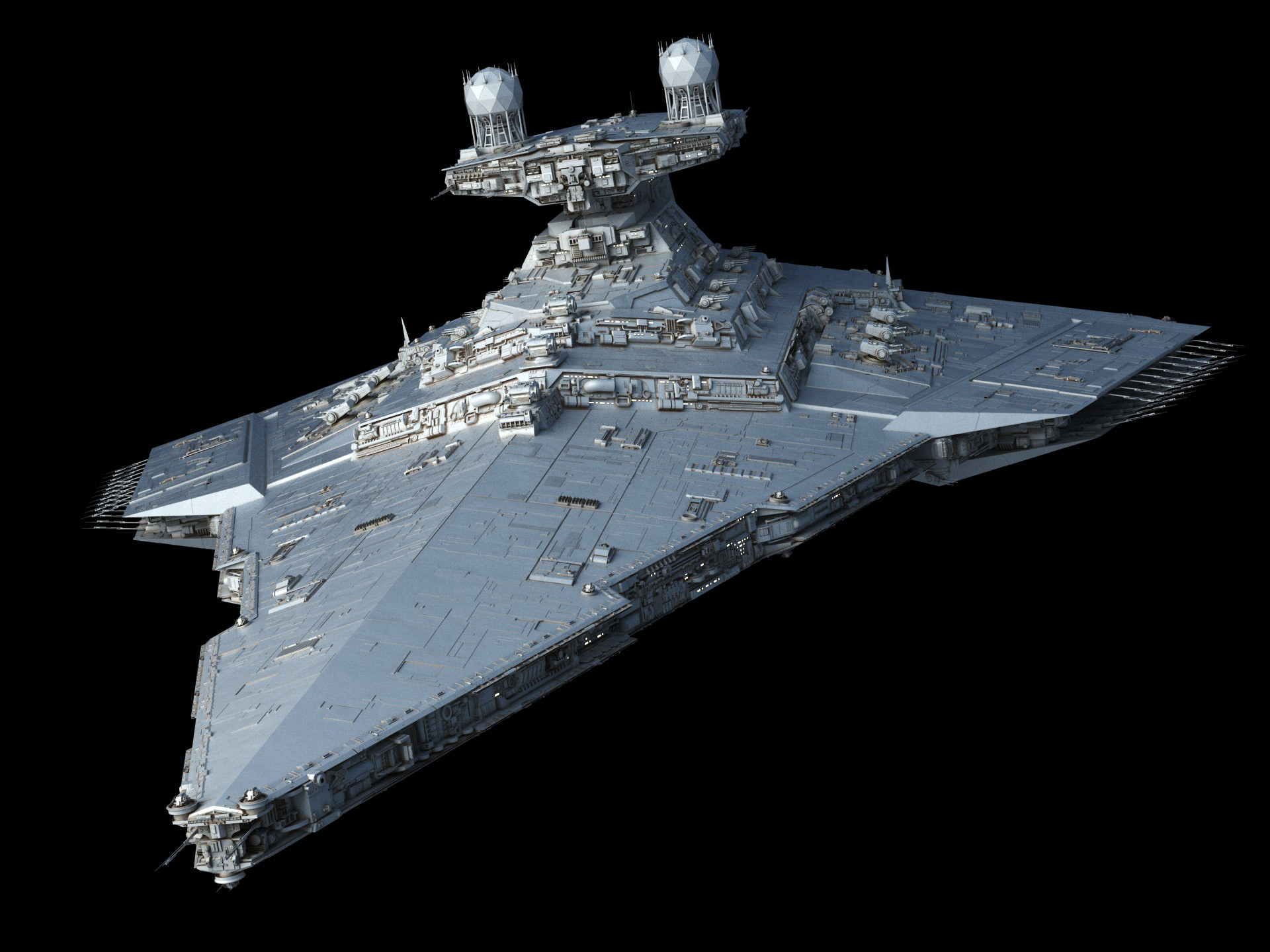 Light & Heavy Cruisers, and Star Destroyers - Page 2 - Star