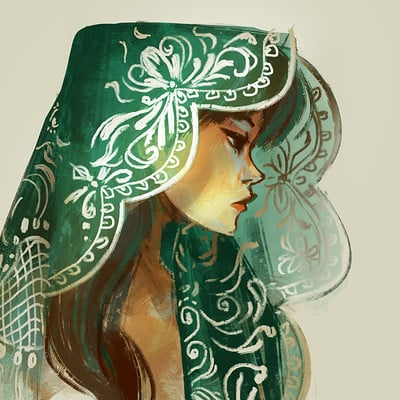 Ann maulina doodle axelya