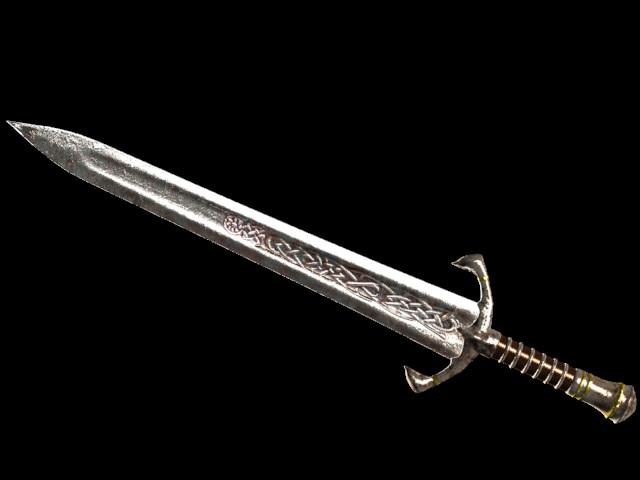 Petar doychev sword 2