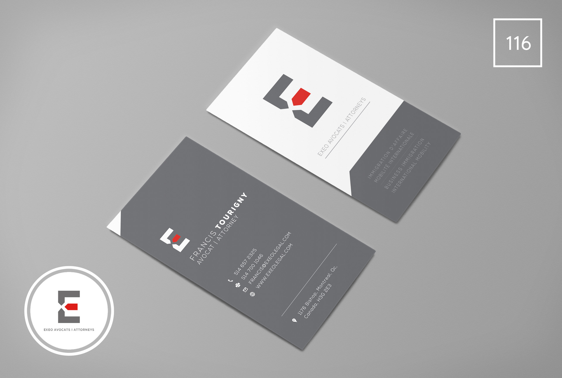 CM DESIGNS - BUSINESS CARDS