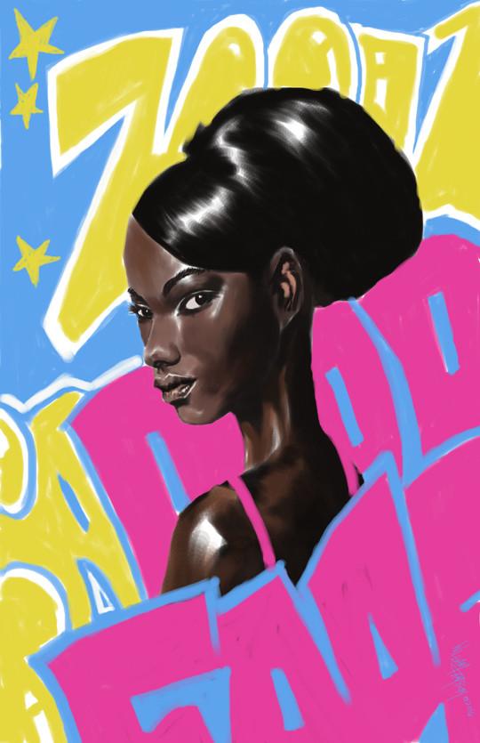 Afromation art fashion funk 2