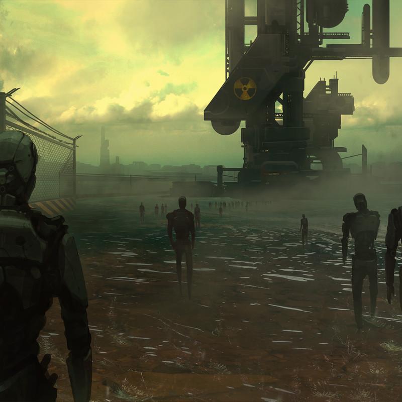 Abandoned Robots 02 - Refuge