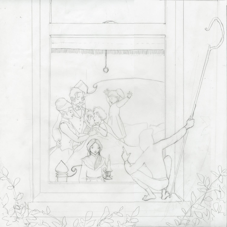 William's Sketch