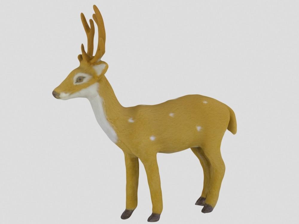Carlos faustino deer 1