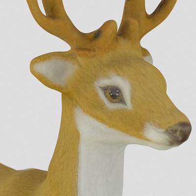 Carlos faustino deer 3