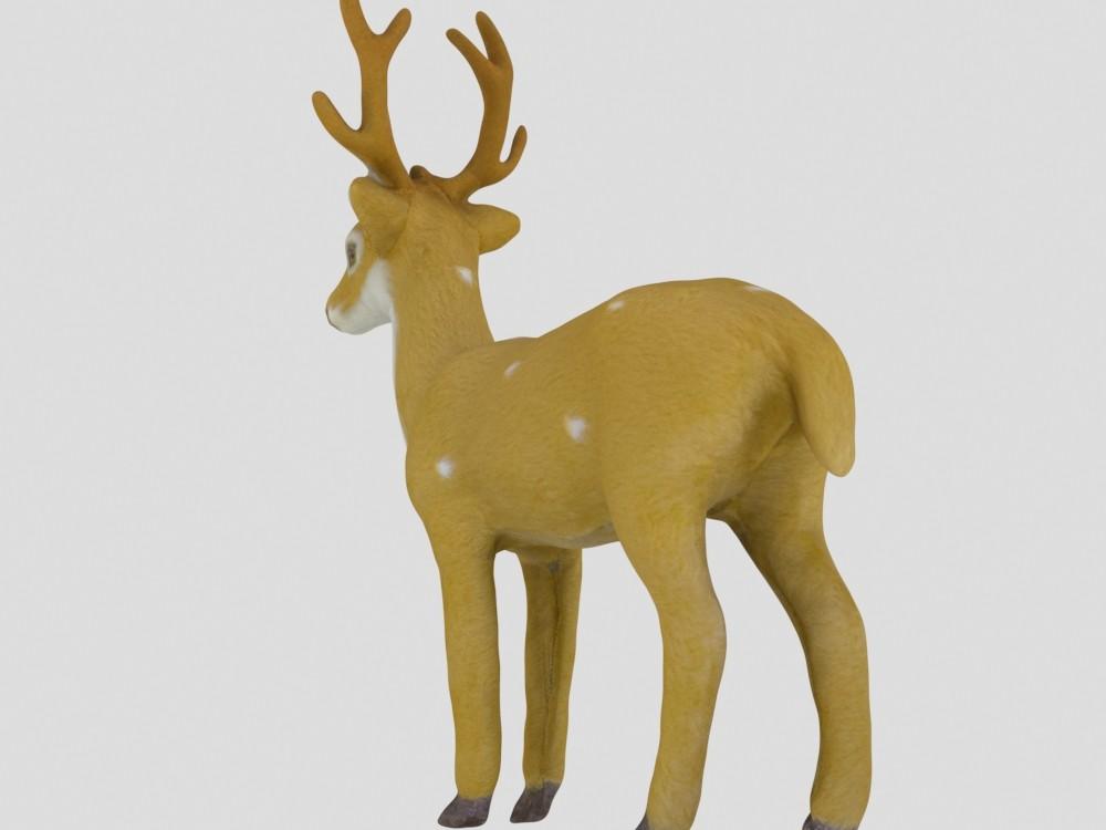 Carlos faustino deer 5