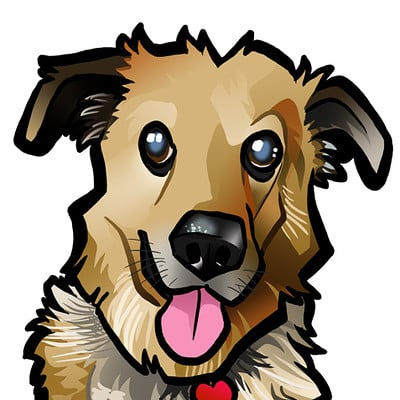 Steve rampton cody pup