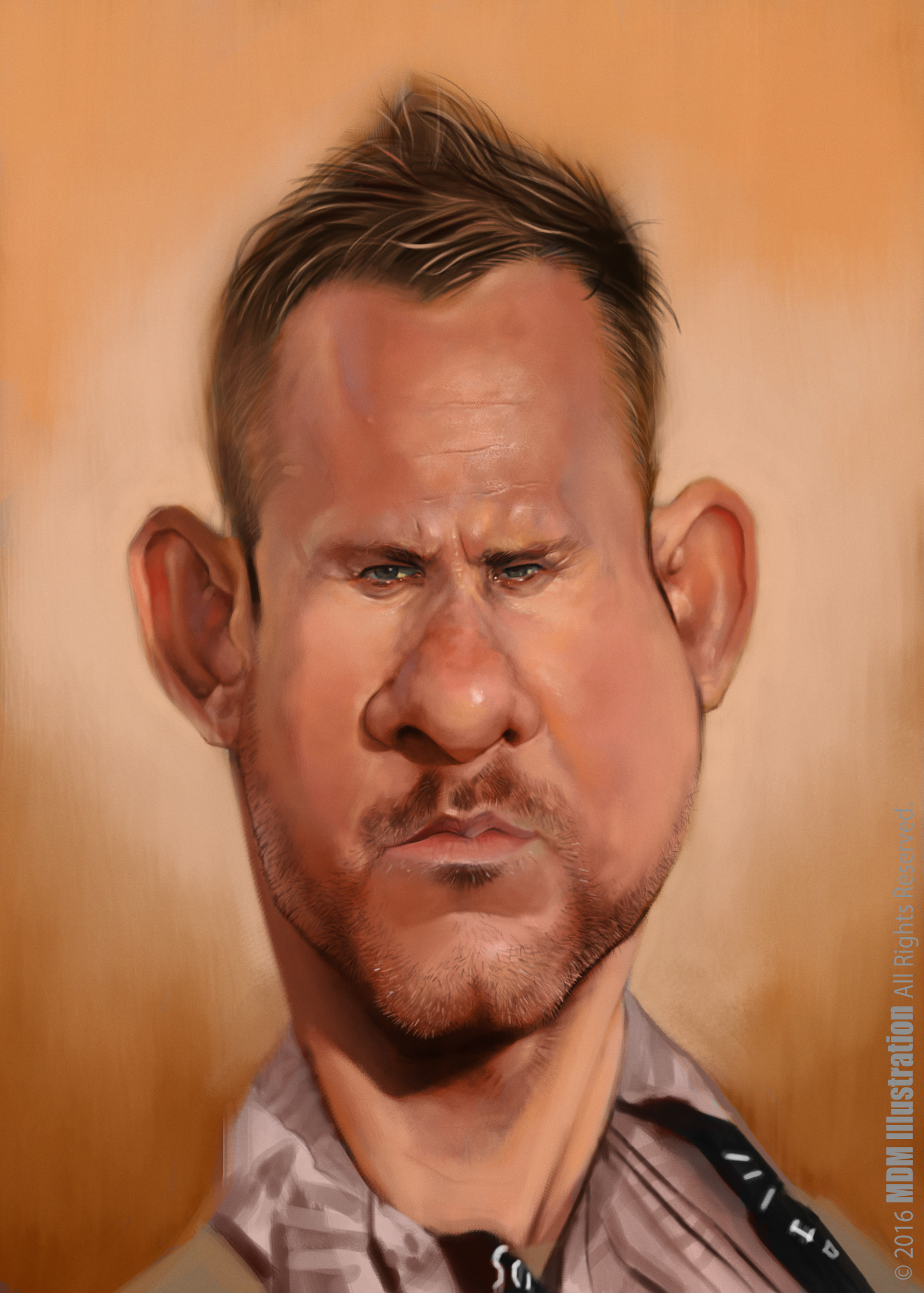 Matthew masterson dominic monaghan paint3