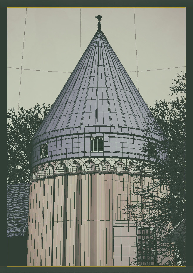 Alireza seifi damavand tower scs b001