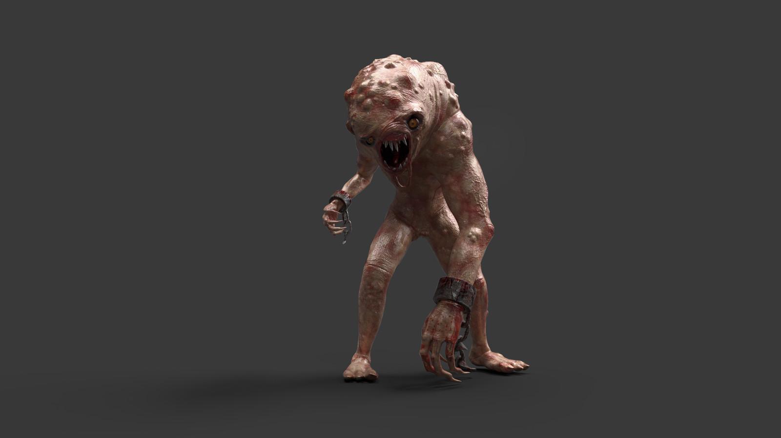 Beast - Burkett Monster