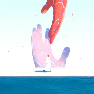 Victor mosquera hand oasis