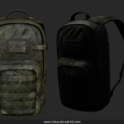 Lukasz krzak lukasz krzak 3d lp backpack 1